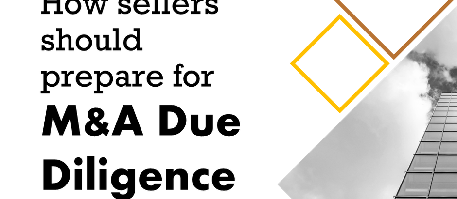 How sellers should prepare for M&A due diligence