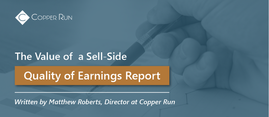 The Value of a Sell-Side Quality of Earnings Report