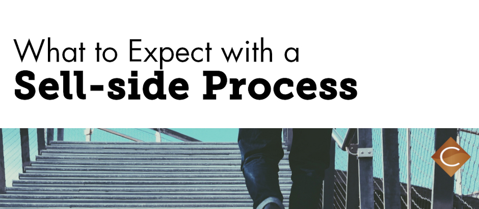What to Expect with a Sell-side Process