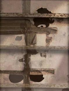 """Dotti Art """"Urban Redemption"""""""