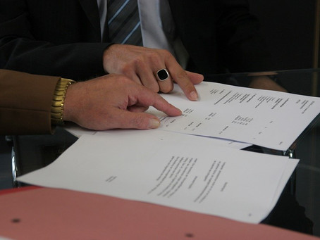 ENGLISH CONTRACTS: LANGUAGE AND LAW - PART 1