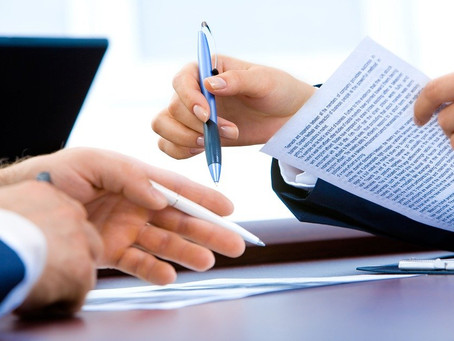 ENGLISH COMMERCIAL CONTRACTS COURSE - SPRING 2021