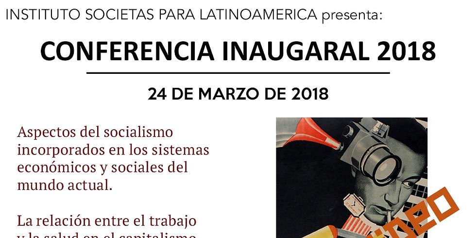 First Inaugural Conference/Primera Conferencia Inaugural 2021