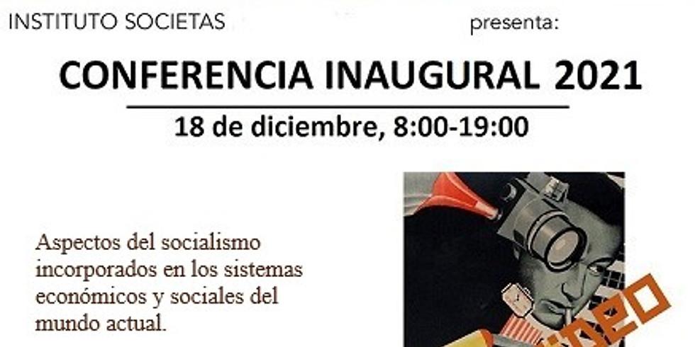 First Inaugural Conference/Primera Conferencia Inaugural 2021 (1)