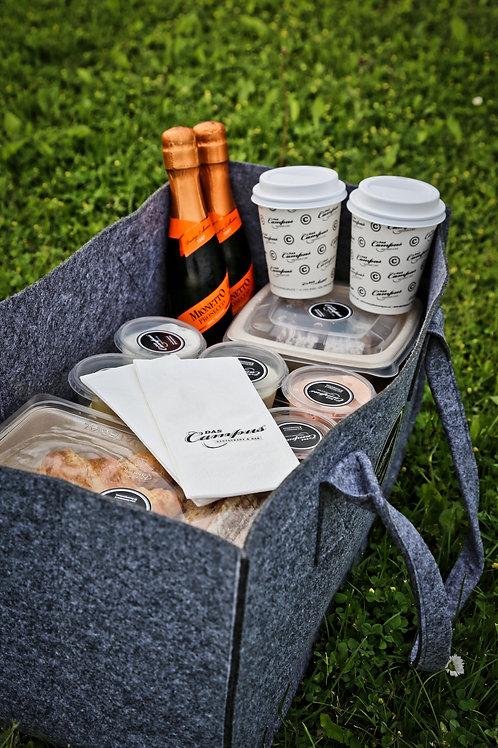 B) Picknick-Korb für den 12.06.2021