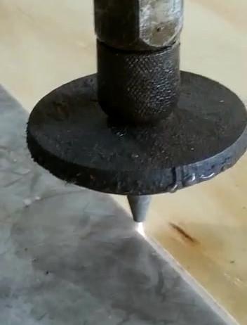 Corte em Porcelanato