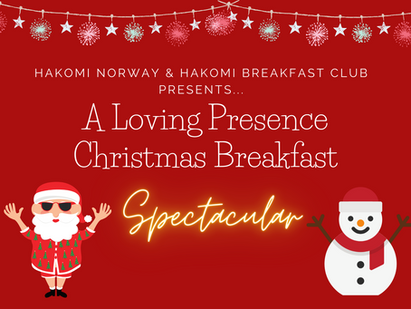 Welcome to: A Loving Presence Christmas Breakfast Spectacular!