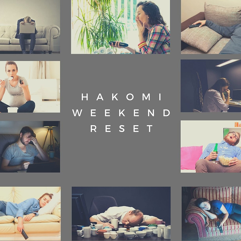 Hakomi Weekend Reset
