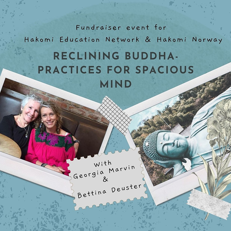 Reclining Buddha- Practices for Spacious Mind