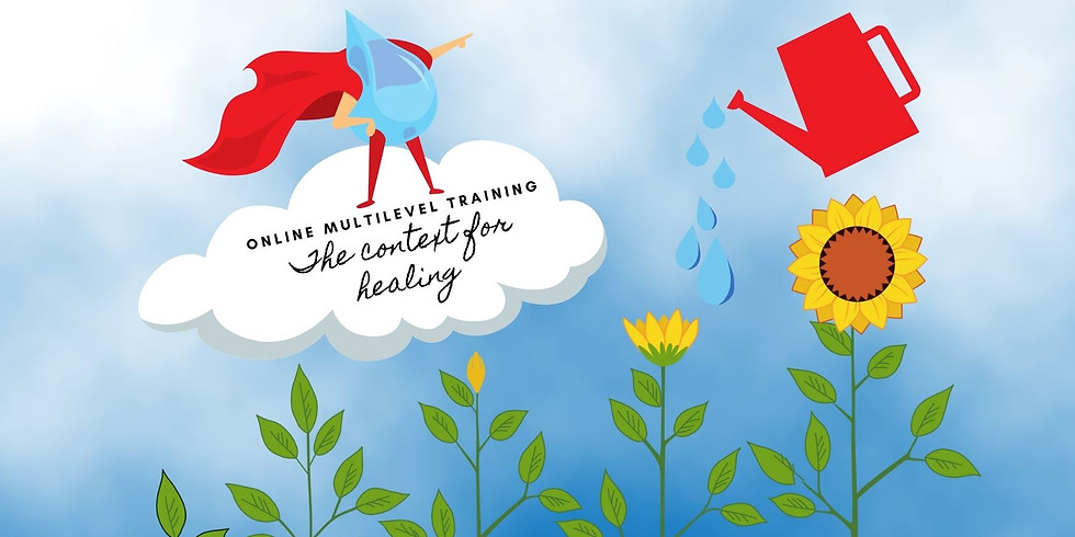 The Context for Healing- Online Multilevel training weekend