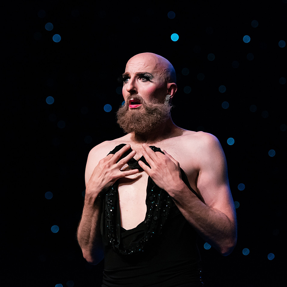 Waxie Moon Photo by Marcia Davis