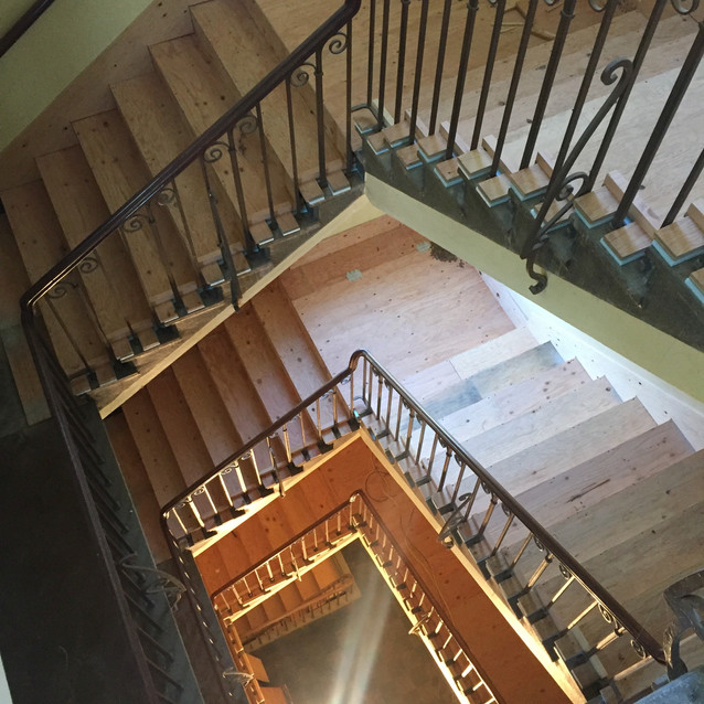 Central Stair