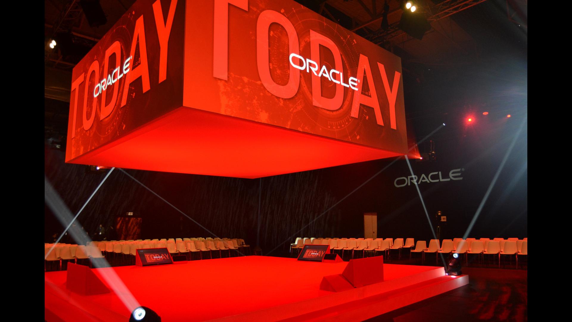 Oracle Cloud Day  Febrero 2019