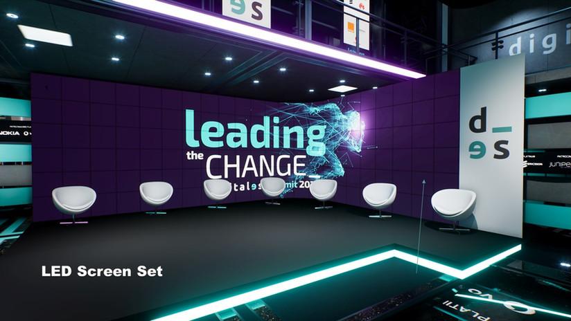 LED Screen set