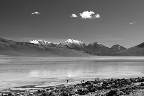 Uyuni desert, Bolivia, January 2015