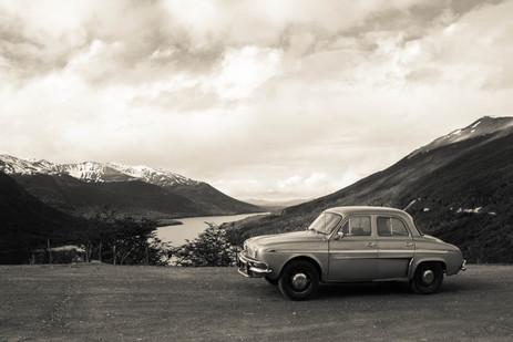 Lago Escondido, South Patagonia, Argentina, November 2014