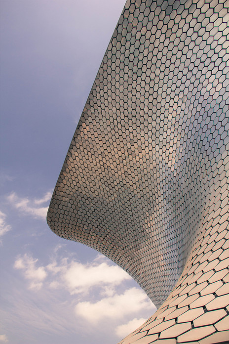Soumaya Museum, Mexico, April 2015