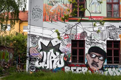 Ljubljana, Slovenia, May 2019