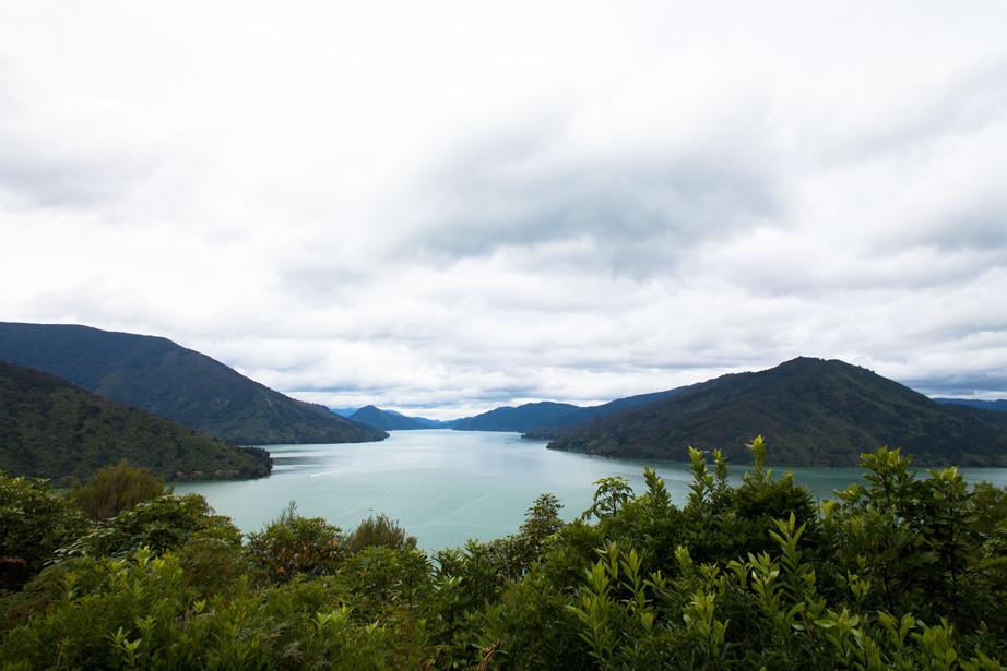 Lago Escondido, Tierra de Fuego, Argentina, November 2014