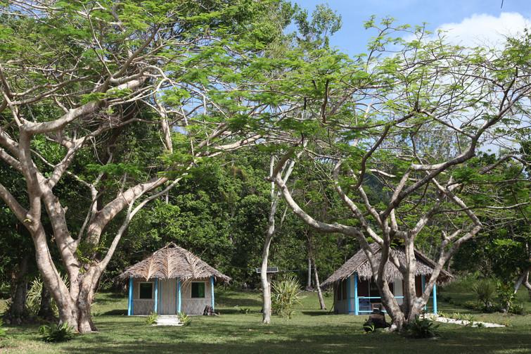 Lonnok Beach, Espiritu Santo, Vanuatu (Pacific Islands), June 2017