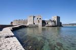 Methoni Castle, Messinia, Peloponnese, Greece, April 2019