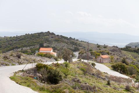 Soufli, Thrace, Greece, February 2018