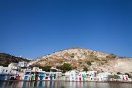 Klima, Milos, Cyclades, Greece, June 2019