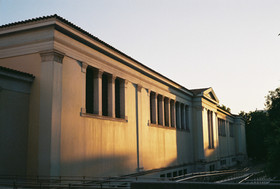 Archeological Museum of Athens, Greece, May 2019