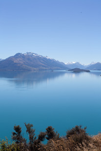 Glenorchy, Lake Wakatipu, South Island, New Zealand, February 2017