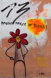 Peaceful message