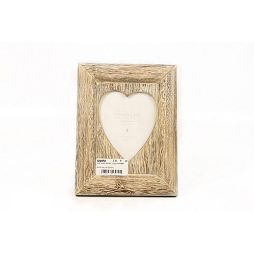 Shabby chic Heart Frame, 3.5in x 4.5in   Picture Framer in Lurgan ...