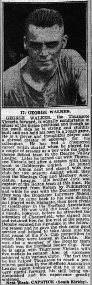 1929 - but from 1934 add to page GEORGE