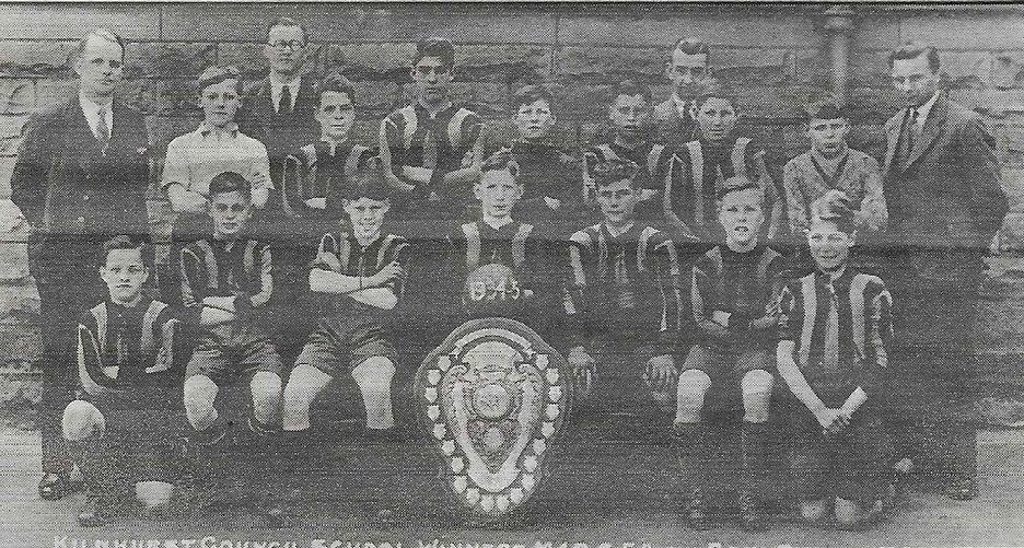 1934-35 Kilnhurst Council M and D champ