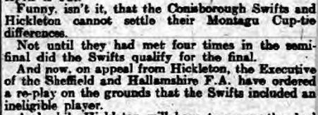 Star Green 'un - Saturday 16 April 1910.