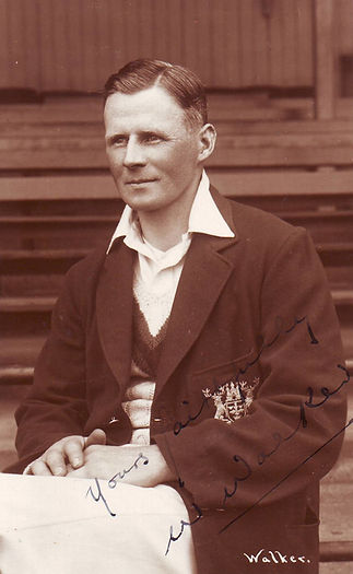 Willis Walker DRFC keeper and NOtts cric