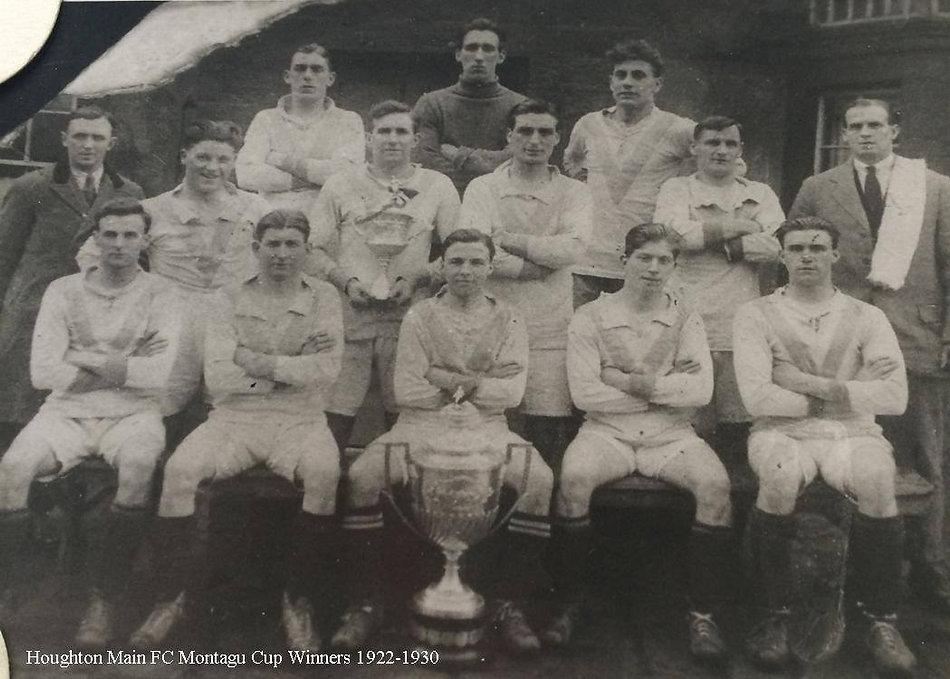 Darfield 1925 or 1926 or Barnburgh 1922.