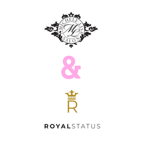 Small Business (x2) Of The Month: Michele Lisa Salon & Royal Status NY!