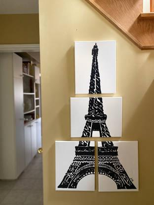 Paris in Four Parts