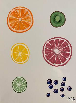 2D Vitamin C's