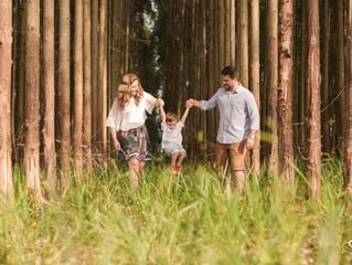 Ensaio Família ♥ Juliana, Felippe e Lucas