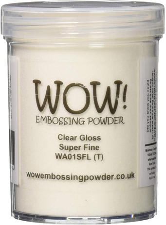 WOW! Embossing Powder Clear