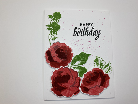 Floral All Occasion Cards