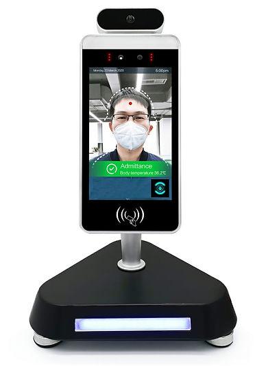 temperature scanning device desktop
