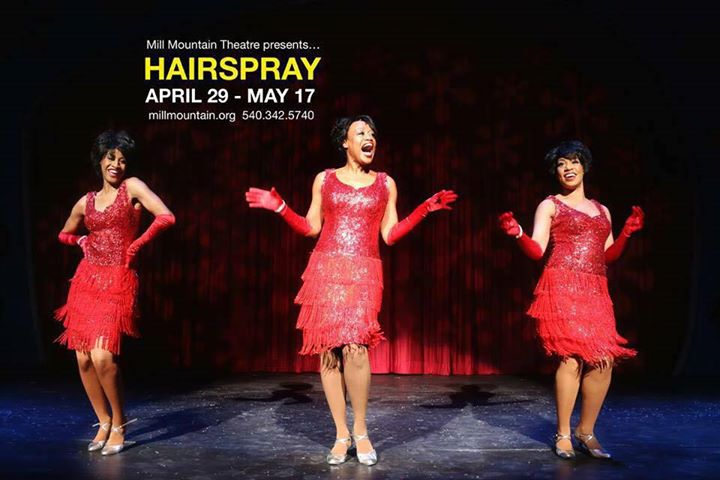 """Hairspray"" at Mill Mountain Theatre"