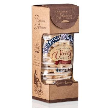 Torrons Vicens Agramunt Almond Nougat 300g Box