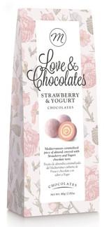 MI_CU LOVE & CHOCOLATES STRAWBERRY&JOGUR