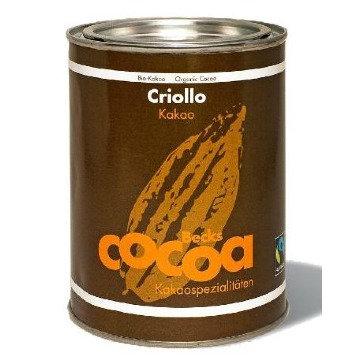 beckscocoa Criollo 100% 250g Can