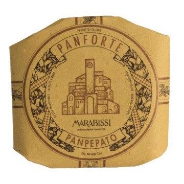 Marabissi Panforte Panpepato 100g