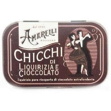 Amarelli Brown - Chocolate 40g