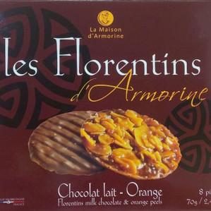 La Maison D'Armorine Milk Chocolate and